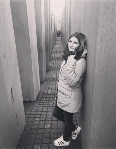 Blog de Viajes - Berlin monumento al holocaustro