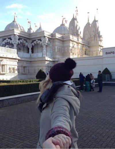 Blog de Viajes - Templo de Neasden