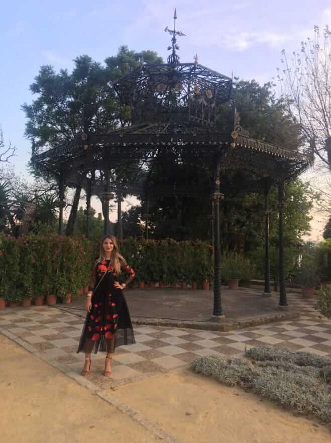 Bodegas Gonzalez Byass - Tío Pepe Festival Templete