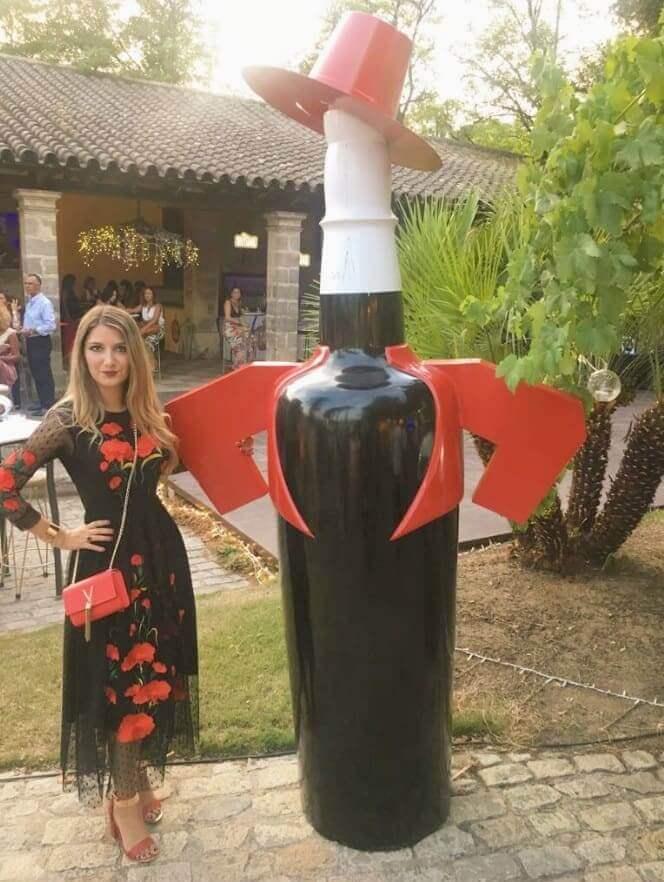 Bodegas Gonzalez Byass - Tío Pepe Festival botella tío pepe