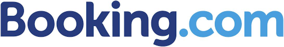 Como Funciona Booking alojamiento - Booking logo expandido
