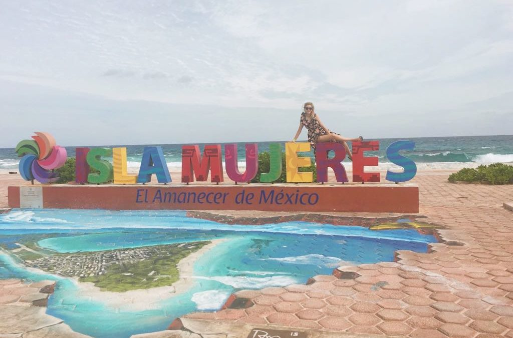 Descubriendo Isla Mujeres México