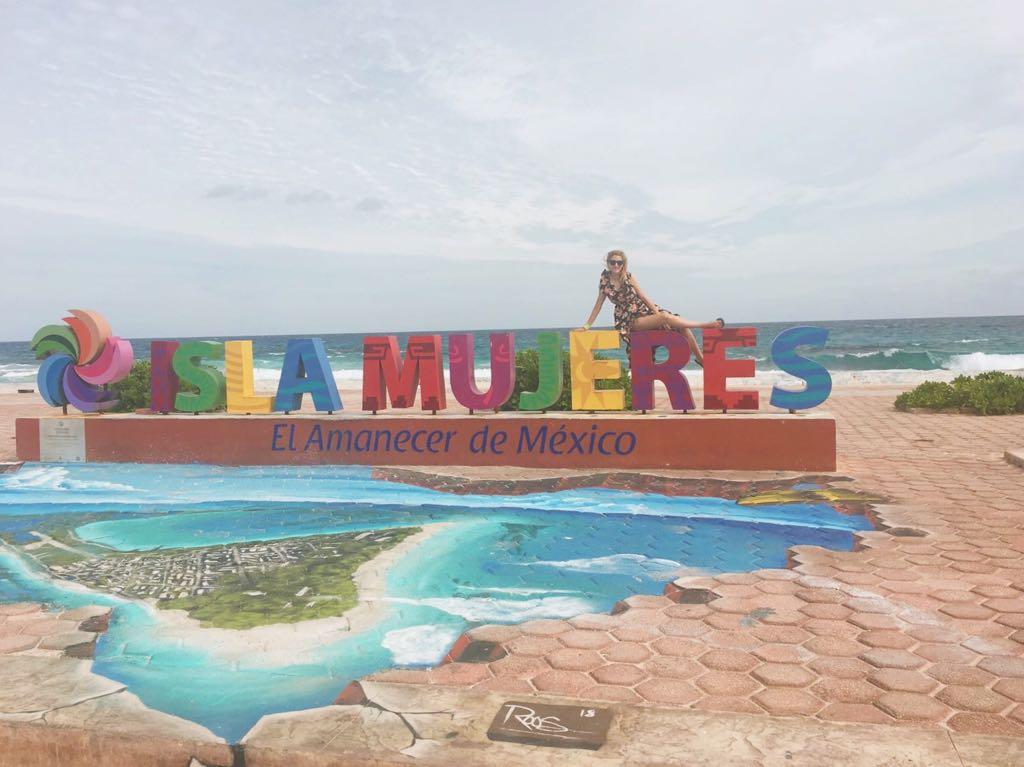 Isla Mujeres - Letras de Isla Mujeres