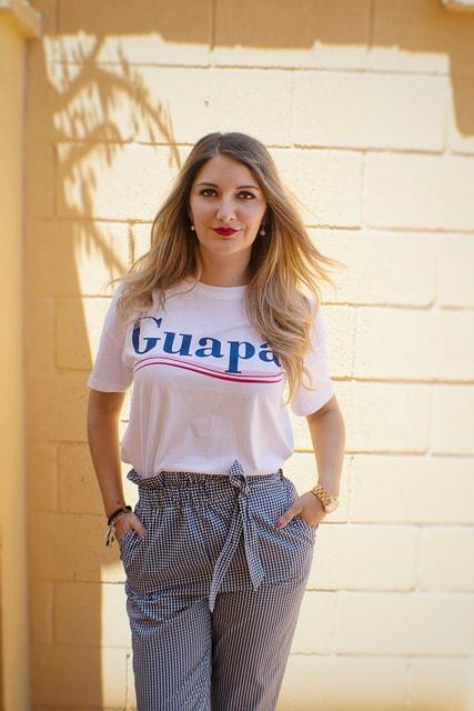 Moda Verano - Camisetas con Frase